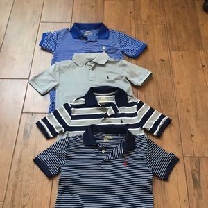 Boys Size 8 Polo shirts